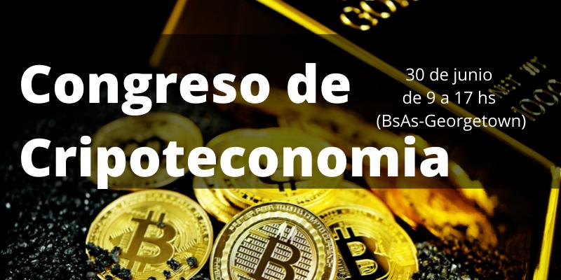 congreso criptoeconomia